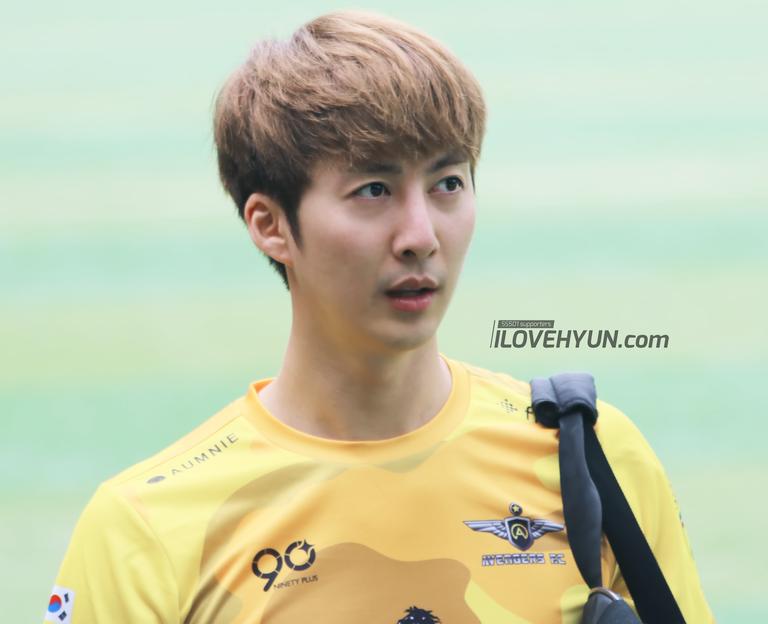 20160814 중동고등학교 FC Avengers 공개경기 – 김형준