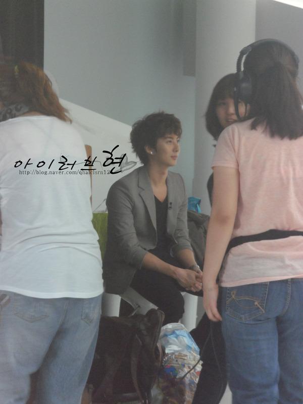 20110907 Mnet 와이드연예뉴스 – 김형준