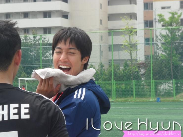 20130526 Dream with Korea Cup 동두천종합운동장 – 김현중 김형준