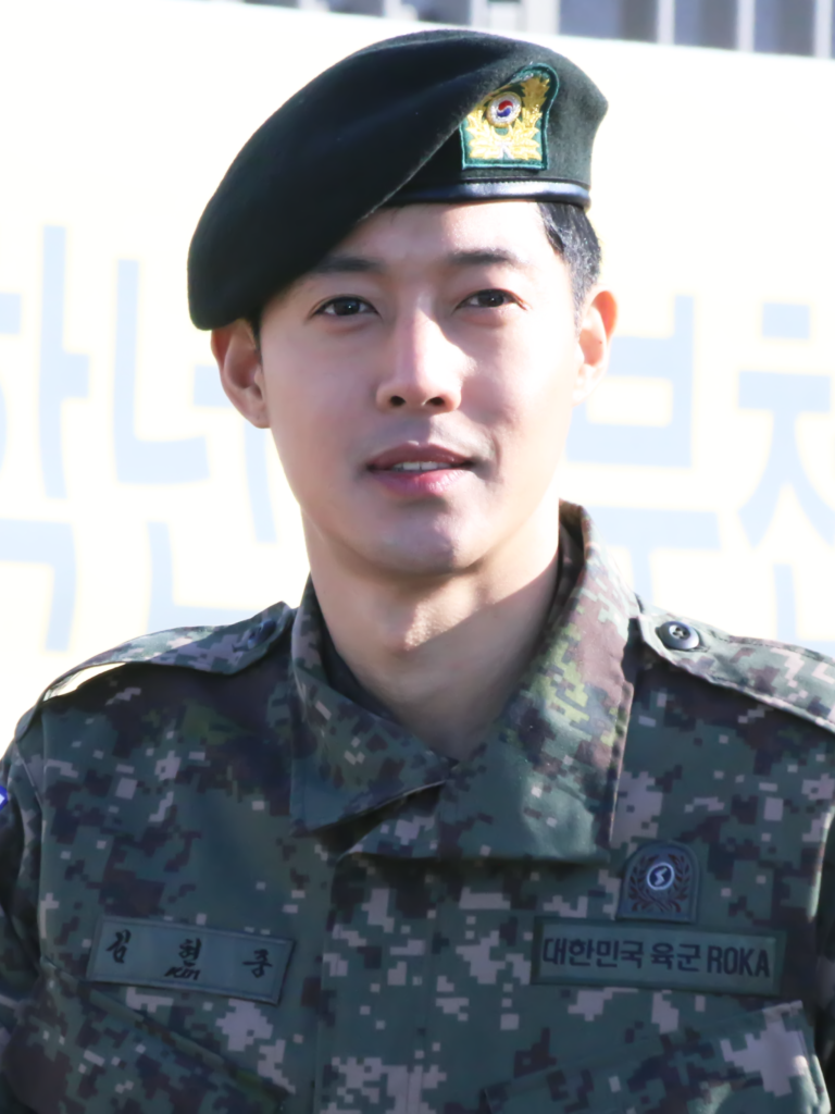 20170211 김현중 전역식 – 김현중